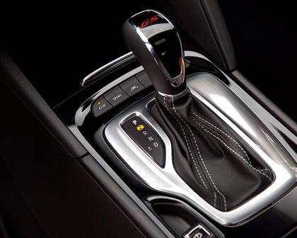 2018 Buick Regal GS Sedan Shifter