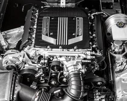 2017 Chevrolet Corvette Z06 w/3LZ Coupe 6.2L V8 Engine