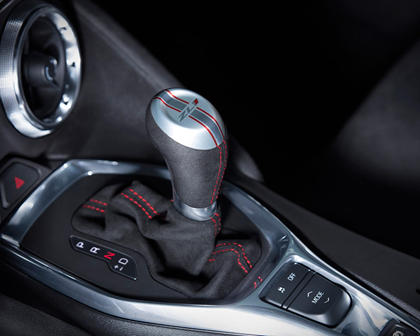 2017 Chevrolet Camaro ZL1 Coupe Shifter