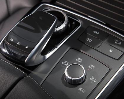 2017 Mercedes-Benz GLS-Class GLS450 4MATIC 4dr SUV Aux Controls