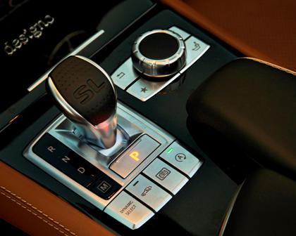 Mercedes-Benz SL-Class SL 450 Convertible Gear Lever