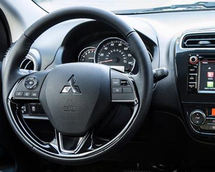 2018 Mitsubishi Mirage GT 4dr Hatchback Interior Shown