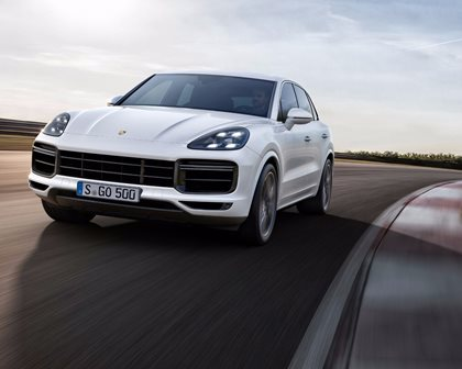 First Drive: The New Porsche Cayenne Remains The Benchmark SUV