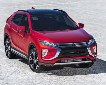 First Drive: The Mitsubishi Eclipse Cross Is The Underdog Story With An Unhappy Ending