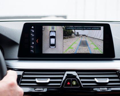 2018-2019 BMW 5 Series Plug-in Hybrid Parking System
