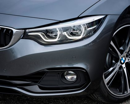 2017-2019 BMW 4 Series Gran Coupe Headlight