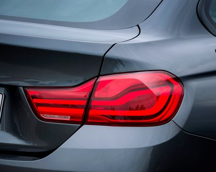 2017-2019 BMW 4 Series Gran Coupe Taillight