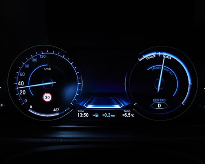 2017-2019 BMW 4 Series Gran Coupe Gauge Cluster