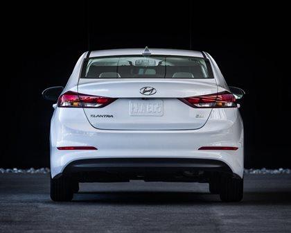2018 Hyundai Elantra Eco Sedan Exterior
