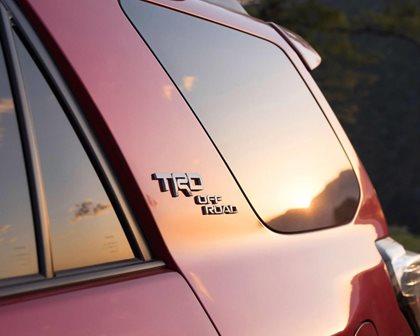 Toyota 4Runner TRD OFF-ROAD Premium 4dr SUV Exterior Detail