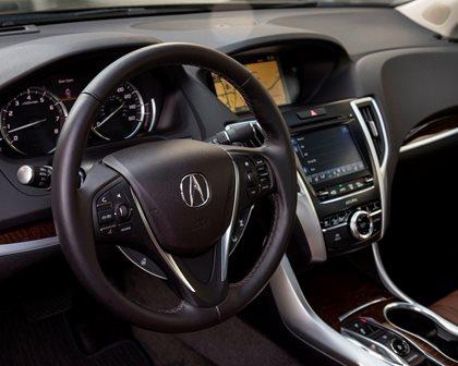 2018-2019 Acura TLX Sedan Steering Wheel