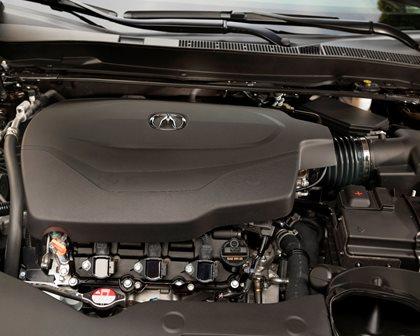 2018-2019 Acura TLX Sedan Engine Bay