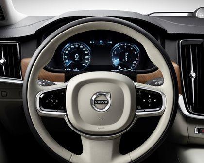2018 Volvo  S90 Plug-in Hybrid Steering Wheel