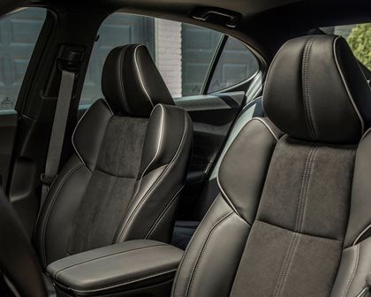 2018-2019 Acura TLX Sedan Front Seats