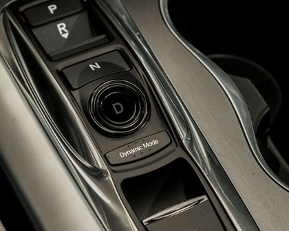 2018-2019 Acura TLX Sedan Transmission Gear Select Buttons