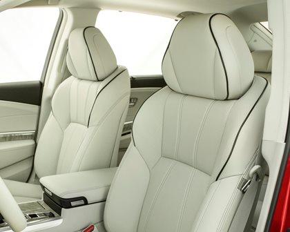 2018 Acura RLX Sport Hybrid Front Seats