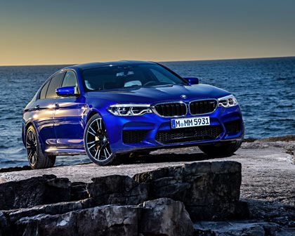 First Drive: The New BMW M5 Is Truly Two Cars In One