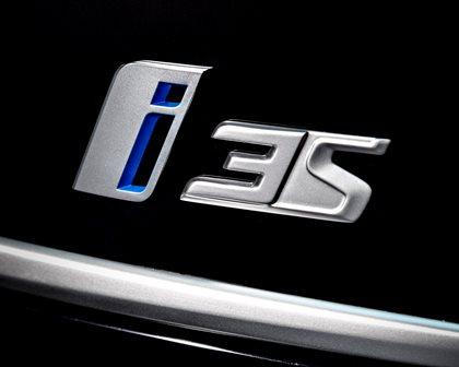 2018 BMW i3 Hatchback Badge