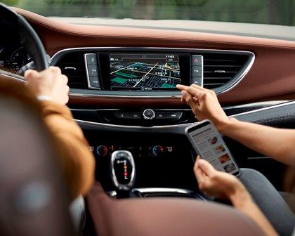 2018-2019 Buick Enclave Navigation System