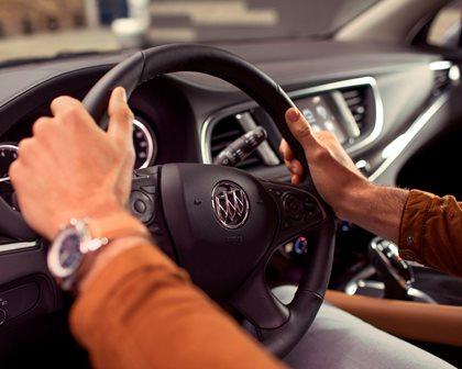 2018-2019 Buick Enclave Steering Wheel