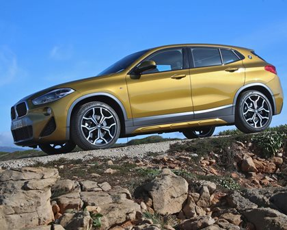 2019 BMW X2 First Drive Review: A Small Crossover With A Big Attitude