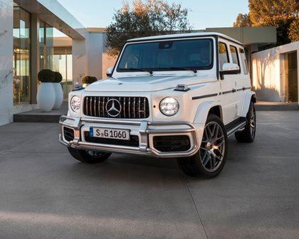 2019 Mercedes-AMG G63 First Look Review: The SUV With More Everything