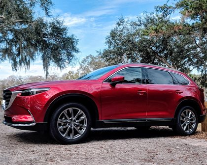 2018 Mazda CX-9 Review: A Three-Row SUV For People Who Love Driving