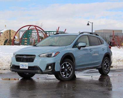 2018 Subaru Crosstrek Review: Maximizing A Minimal Footprint