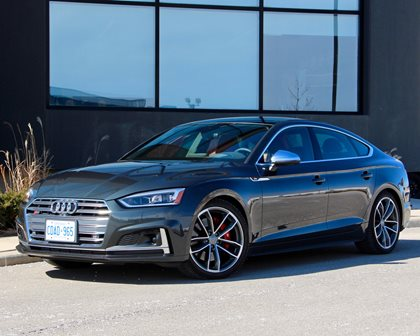 2018 Audi S5 Sportback Review: Fast, Fun and Family Friendly