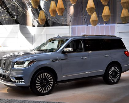 Rebadging Done Right: 2018 Lincoln Navigator
