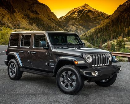 Can't Afford A New Jeep Wrangler? Here Are Some Cheaper Off-Roaders