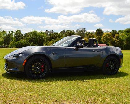 2018 Mazda MX-5 Miata Test Drive Review: Infinite Smiles Per Gallon