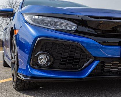 2018 Honda Civic Sport Touring Hatchback Front Bumper