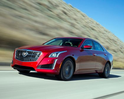 The Cadillac CTS V-Sport Is Now A Great Used Bargain
