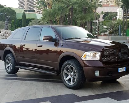 Ram 1500 Transformed Into $263,000 Luxury SUV