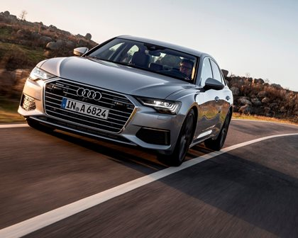 2019 Audi A6 First Drive Review: Truly The A8's Baby Brother