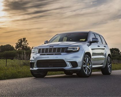 Hennessey's 1000-HP Jeep Trackhawk Hits 0-62 MPH In 2.7 Seconds