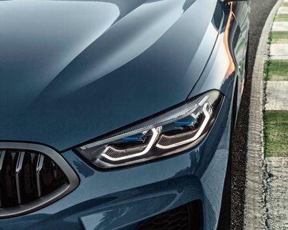 2019 BMW 8 Series Headlight