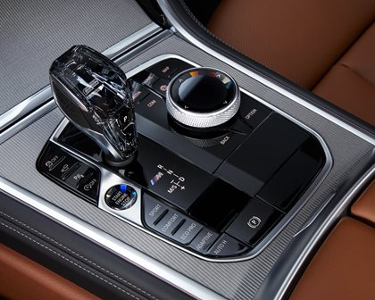 2019 BMW 8 Series Shifter