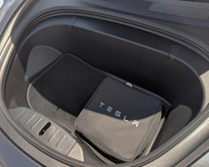 2018 Tesla Model 3 Front Luggage Space