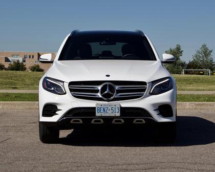 2018 Mercedes-Benz GLC 300 Front