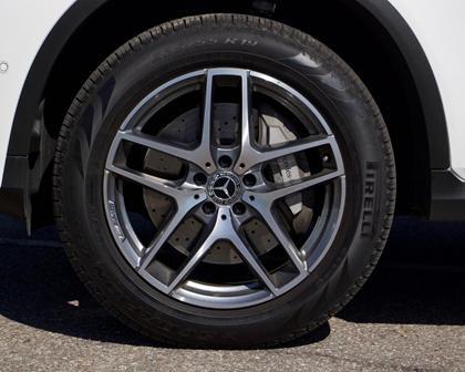 2018 Mercedes-Benz GLC 300 Wheel