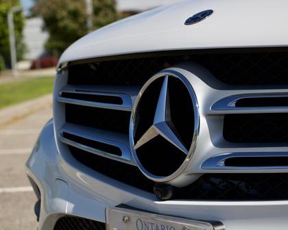 2018 Mercedes-Benz GLC 300 grille
