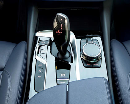2018-2019 BMW 5 Series Plug-in Hybrid Shifter