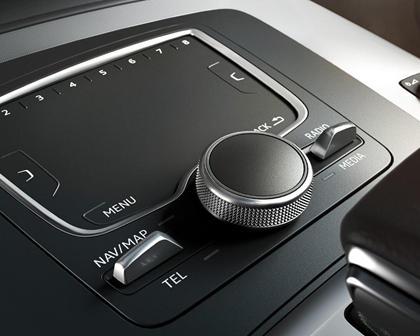 2016-2018 Audi Q5 Infotainment System