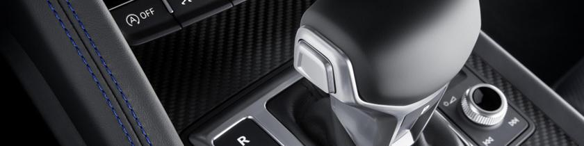 2017 Audi R8 V10 quattro Coupe Shifter