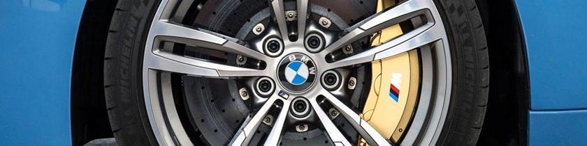 2015-2017 BMW  M3 Sedan 2017 BMW M3 SedanWheel