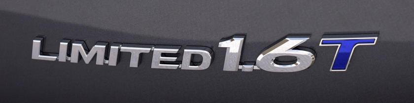 2017 Hyundai Tucson Limited 4dr SUV Rear Badge