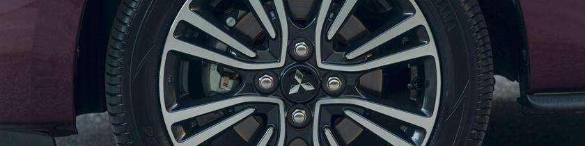 2018 Mitsubishi Mirage GT 4dr Hatchback Wheel
