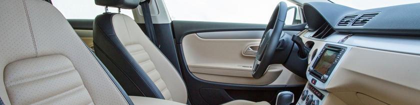 2017 Volkswagen CC 2.0T R-Line Executive Sedan Interior